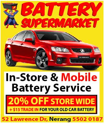Battery Supermarket Nerang