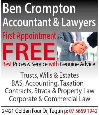 Ben Crompton Accountants & Lawyers