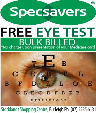 Specsavers Burleigh