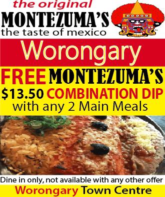 Montezuma's Worongary