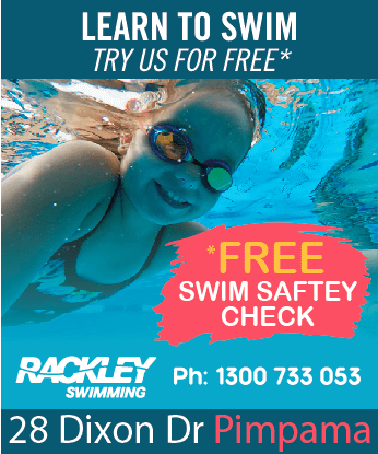 Rackley Swimming Pimpama