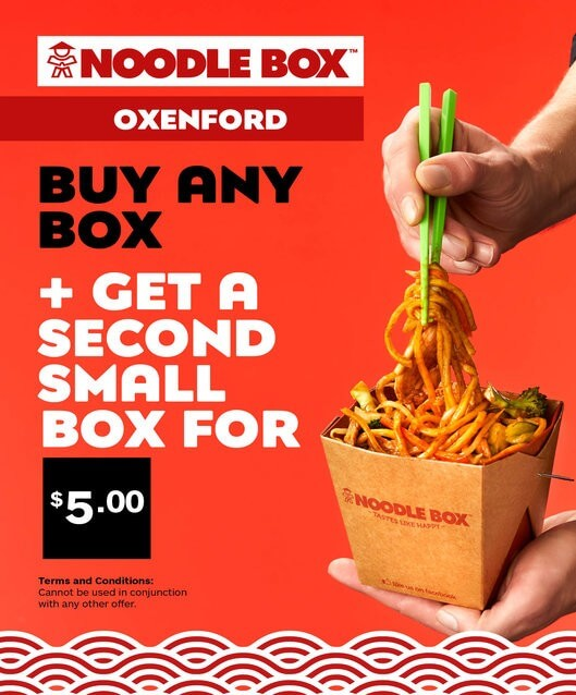 Noodle Box Oxenford